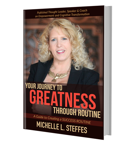 AUTHOR: Your Journey to Greatness Through Routine, A Guide To Creating a Success Routine