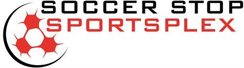 The Soccer Stop Sportsplex brand identity