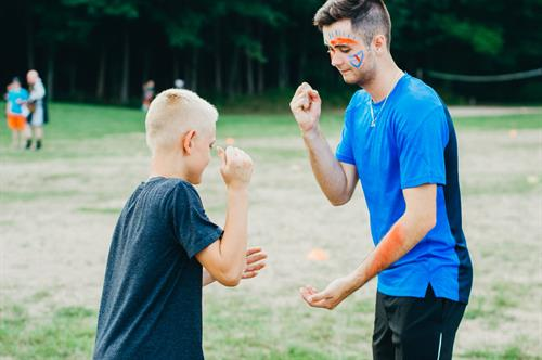 Our Summer Camp leaders are engaging and highly trained to give your camper a memorable experience!