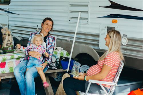 Build a family legacy through our Family Campground.