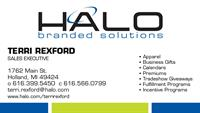 Halo Branded Solutions/Terri Rexford