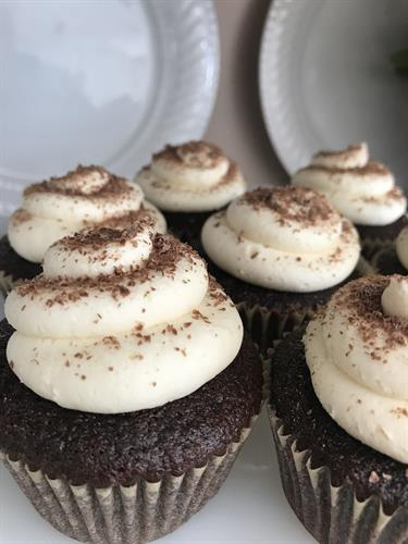 Hot Cocoa Cupcake