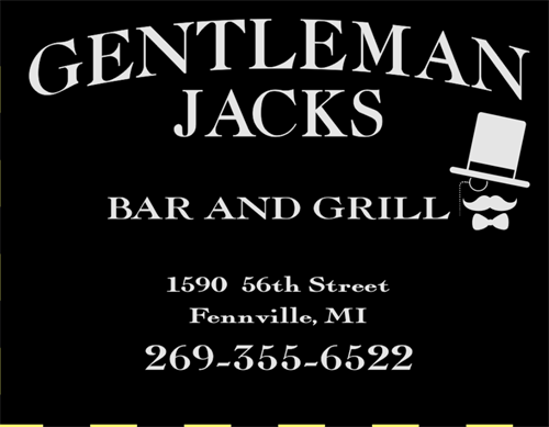 GENTLEMAN JACKS- 10% ALL FOOD