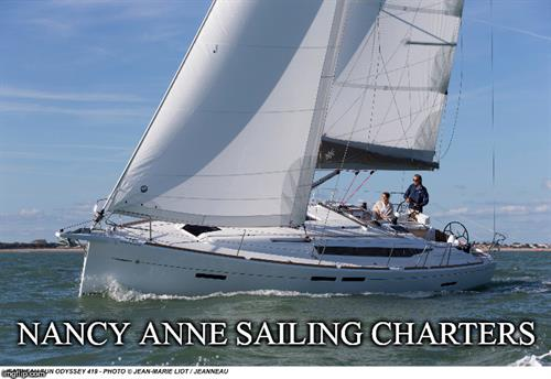$25 OFF SAILING CHARTER