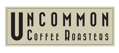 UNCOMMON COFFEE ROASTERS- 10% OFF WHOLE BEAN COFFEE (CARDS FOR SALE HERE)