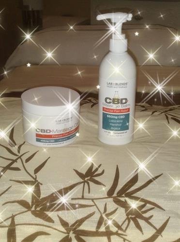 CBD add on for massage