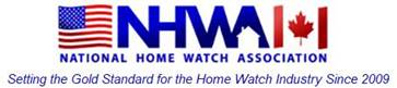 Accredited member of the National Home Watch Association