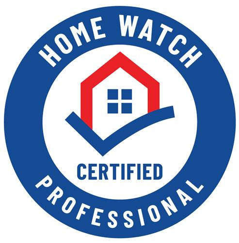 Home Watch Certified Professional #07190078