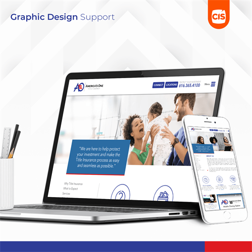 Local Web Design Support