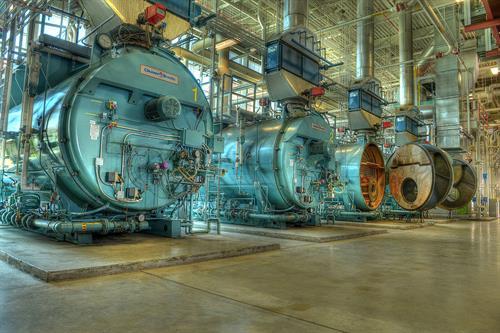 U of M Campus Power Plant