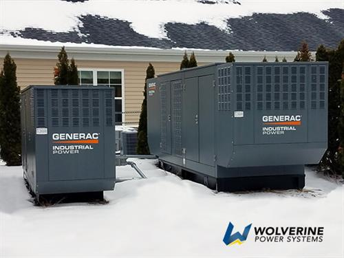 Generators for senior living facility