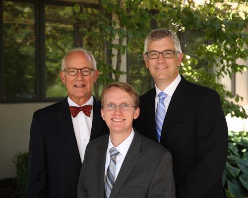 Dr. John Arendshorst, Dr. Eric Snyder & Dr. Benjamin Currie