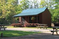 2 Room Rustic Cabin