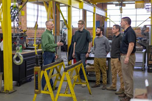 DISHER offers a full spectrum of manufacturing services