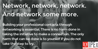 Professional Development Tip: Network
