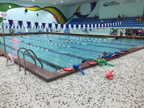 Instructional Pool
