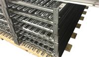 Manufactured Components - Conveyor Frames