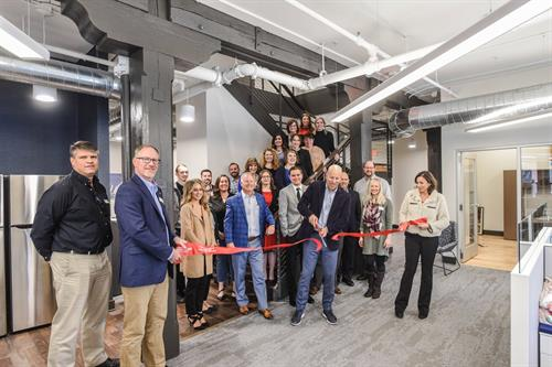 West Coast Chamber Ribbon Cutting Ceremony