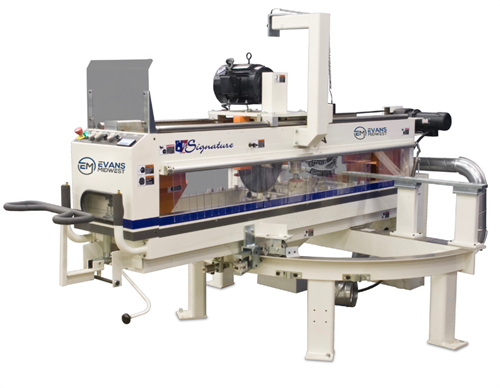 Evans Midwest Countertop Miter Saw