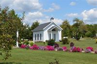 Chapel in the gardens wedding site.