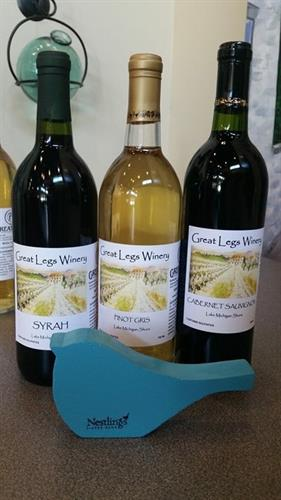 Some of our Michigan Wines