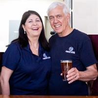 Owners Joanne and Jim Granzotto