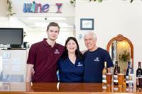 Mike, Joanne and Jim Granzotto, the Granzotto Family