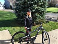 Electric Bike Renter She had an awesome time!