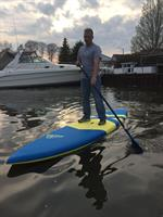 Soft Top paddle board