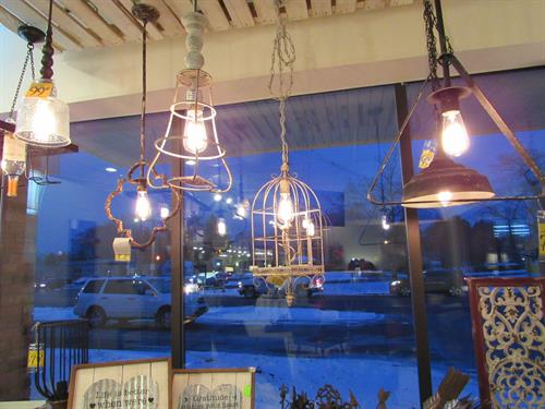 Pendant Lights by Fort West