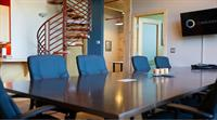 Our office conference area features a great location for client meetings.