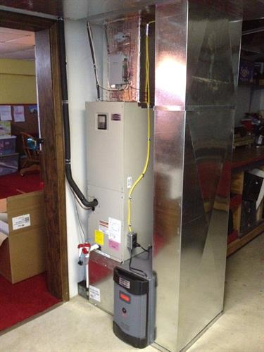 Plumbing/ Hot Water Heater