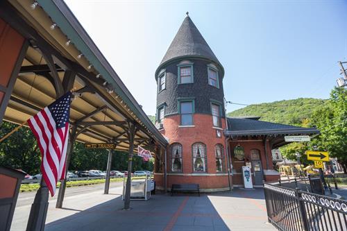 Railroad Branch: 1 Susquehanna Street, Jim Thorpe, PA 18229