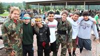 1/2 Price Student Discount at Skirmish Paintball