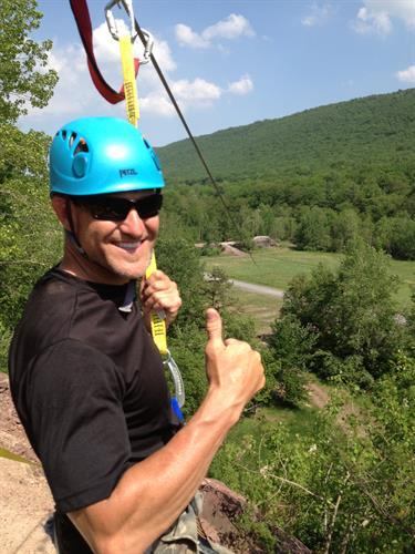 Pocono Mountain Zipline