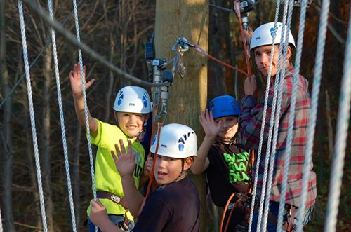 Summit Aerial Park Fun