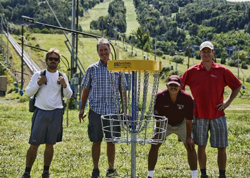Disc Golf Courses
