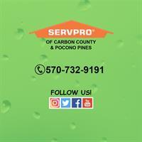 Servpro of Carbon County/Pocono Pines - Allentown