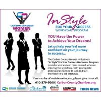 """Carbon County Women in Business Present """"In Style for Success"""" Workwear Program"""