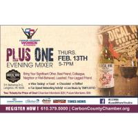 Plus One Mixer - All Are Invited and Welcome