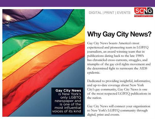 Why Gay City News?