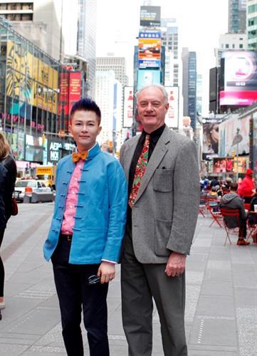 Bo Qiao & Steve Warren