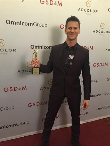 AdColor MVP Award 2015