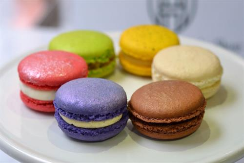 Huascar & Co. Bakeshop French Macarons