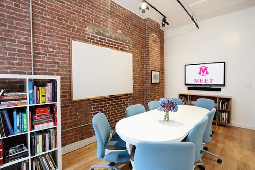 Meet in SoHo Conference Room