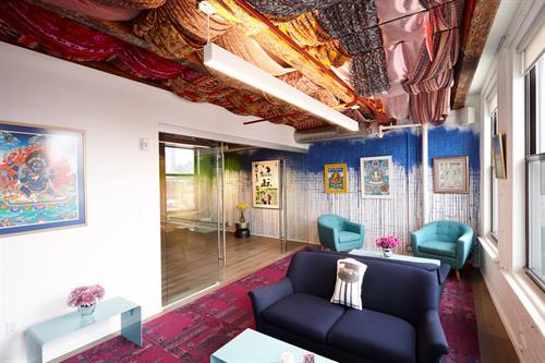 Meet on Bowery Meditation Room