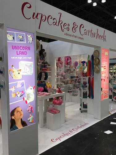 Gift Show Javitts 2019 - Children's Accesories