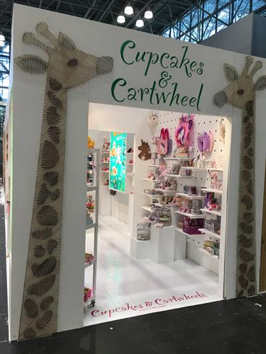 Gift Show Javitts 2019 - Children's Accessories