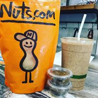 We serve Hemp Protein Powder in our smoothies or on shelf for take home