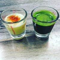 We offer a variety of shots!  Come in and select what you need!